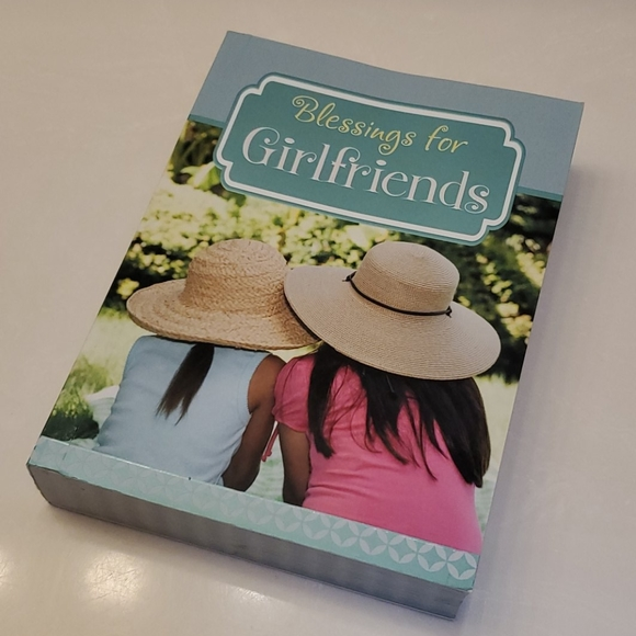 Blessings for Girlfriends book